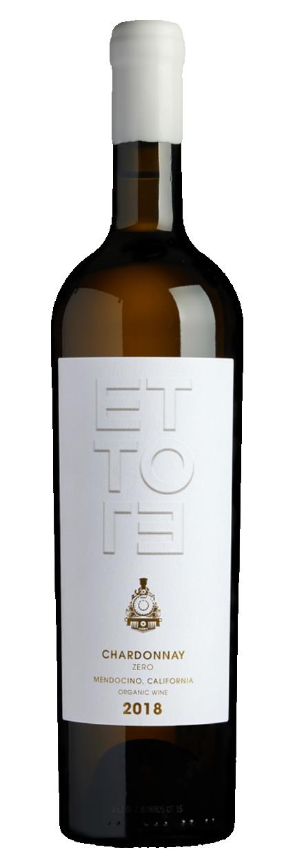 2018 Chardonnay Zero
